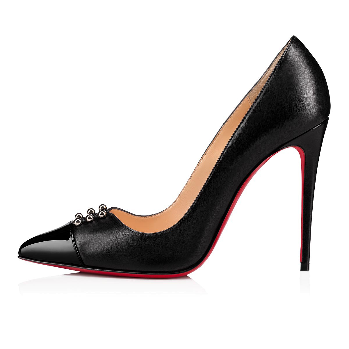 Women Shoes - Predupump 100 Nappa - Christian Louboutin