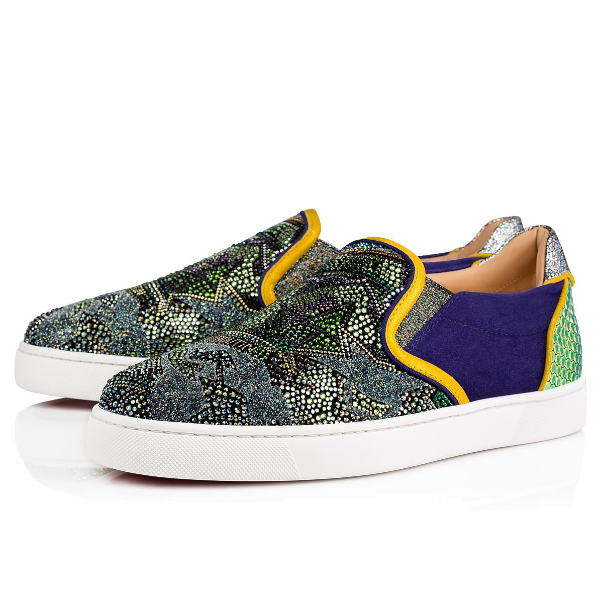 鞋履 - Sailor Strassgr 000 Strass - Christian Louboutin