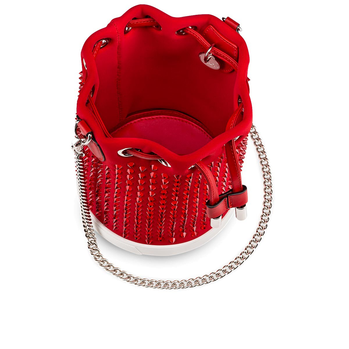 Women Bags - Marie Jane Bucket Bag - Christian Louboutin