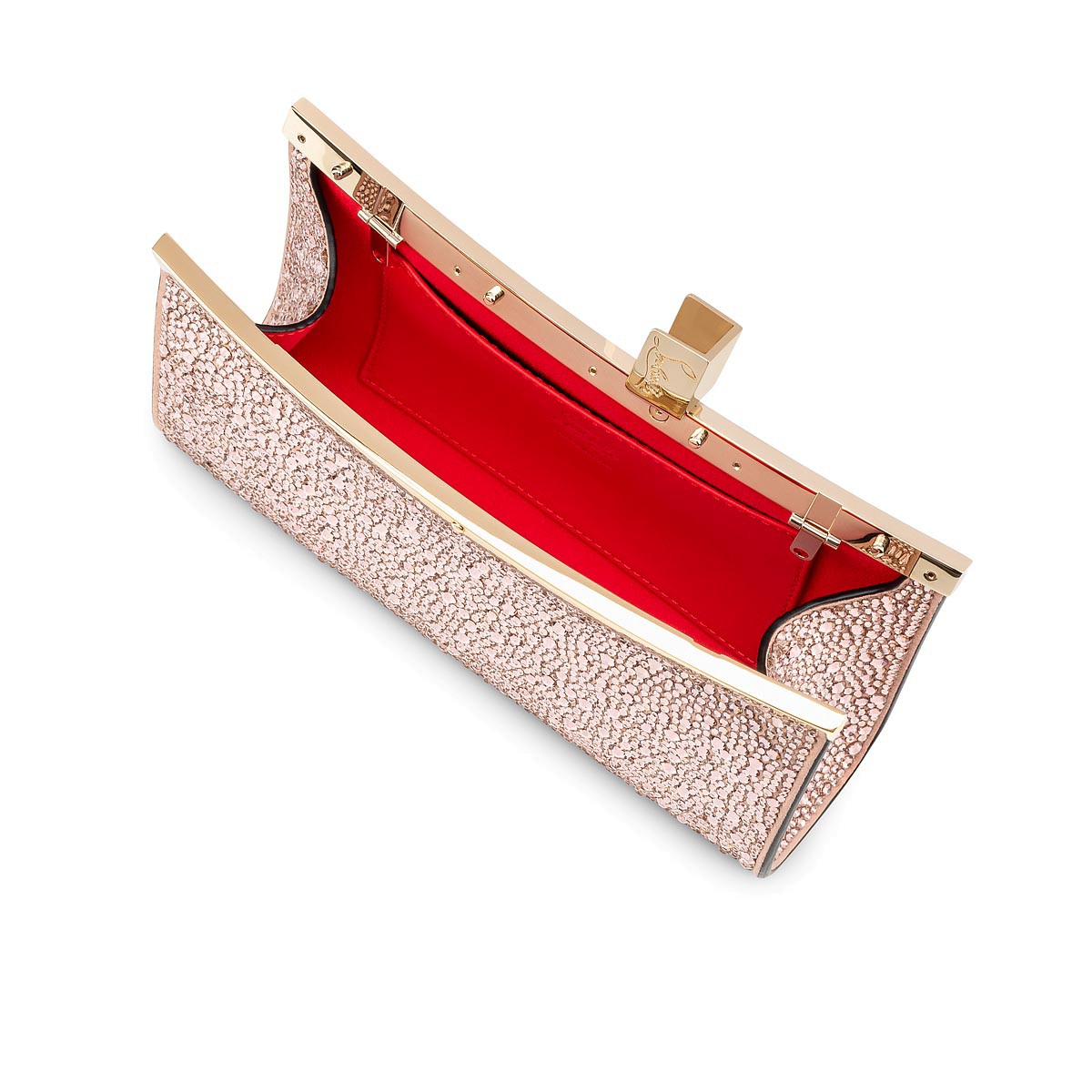 Bags - Palmette Small Strass - Christian Louboutin