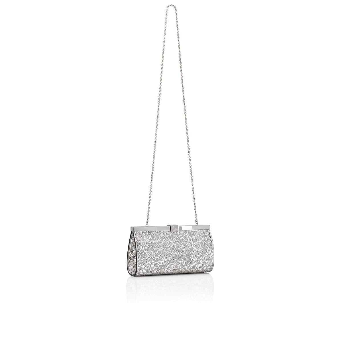 Women Bags - Palmette Clutch Small - Christian Louboutin