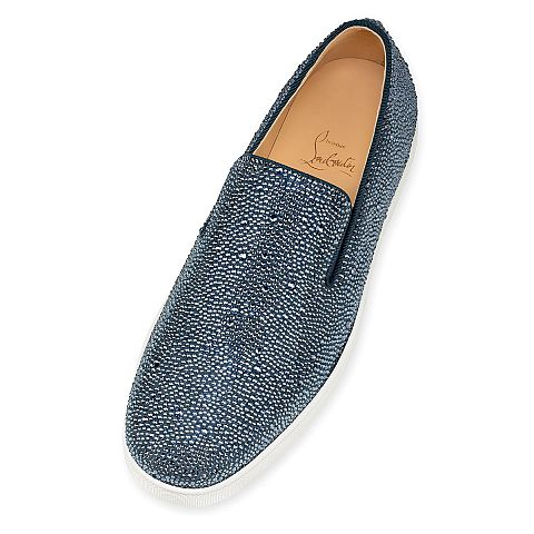 Men Shoes - Boat Strass - Christian Louboutin