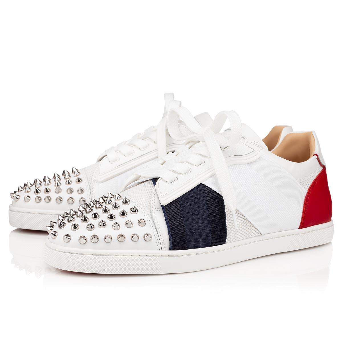 Women Shoes - Elastikid Spikes Donna - Christian Louboutin