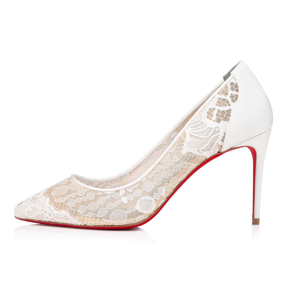 鞋履 - Follies Lace - Christian Louboutin