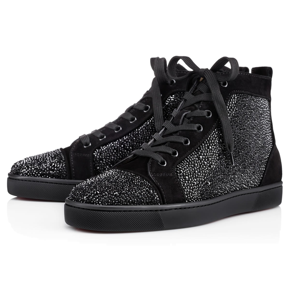 鞋履 - Louis Strass Men's Flat - Christian Louboutin