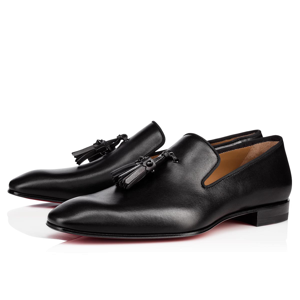 Men Shoes - Dandelion Tassel Flat - Christian Louboutin