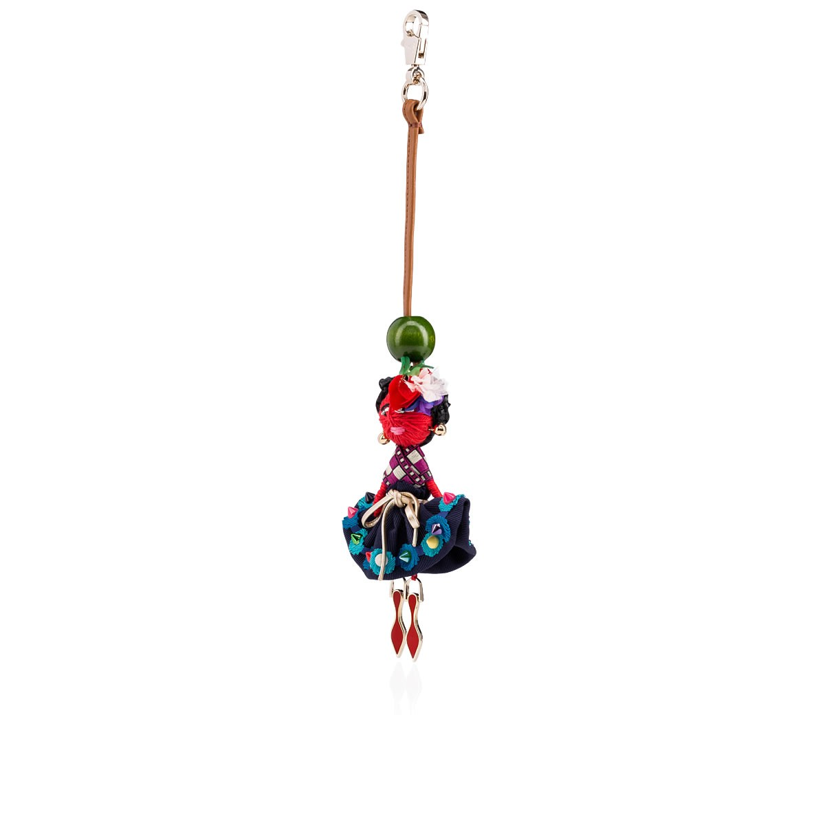 飾品 - Bag Charm Doll - Christian Louboutin