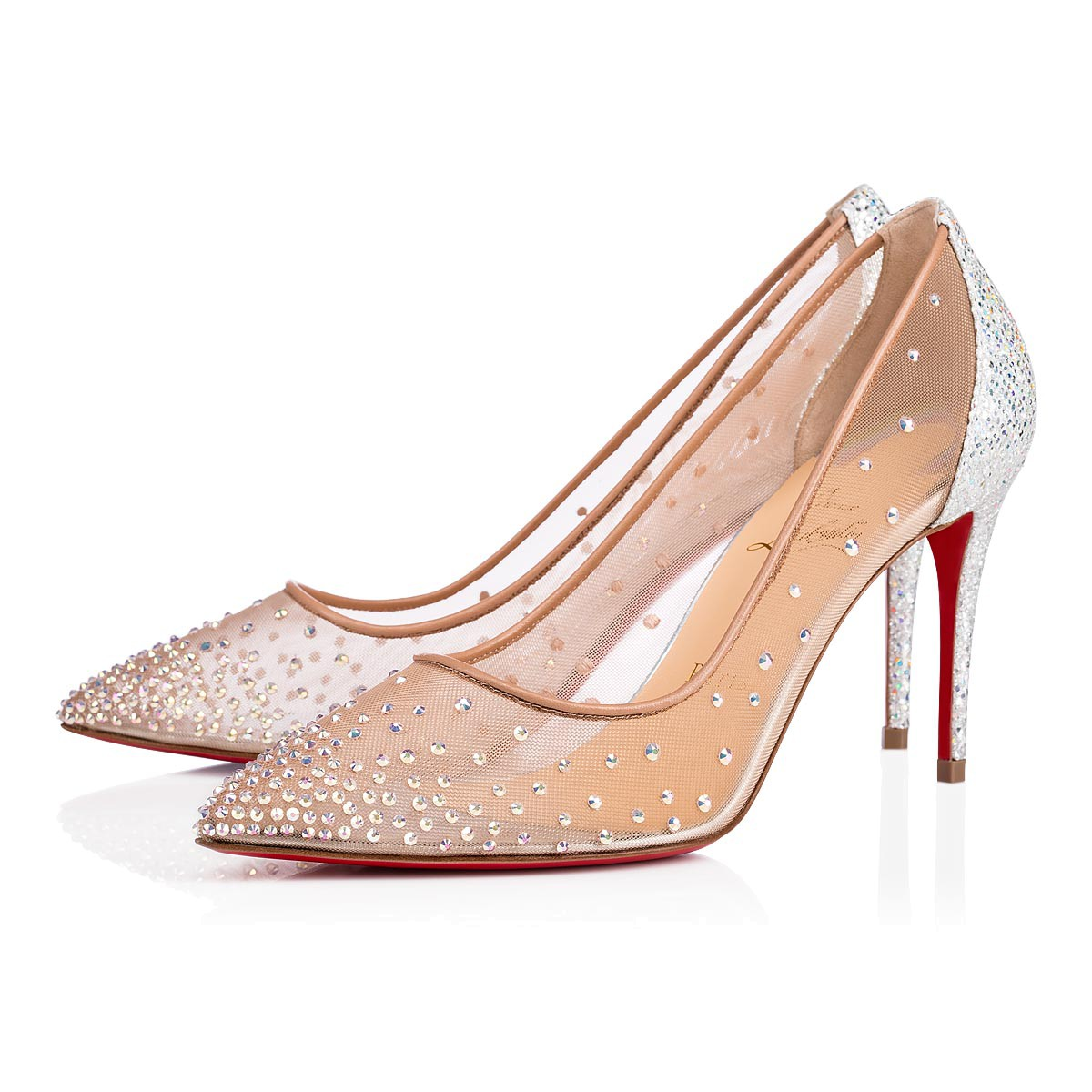 鞋履 - Follies Strass - Christian Louboutin