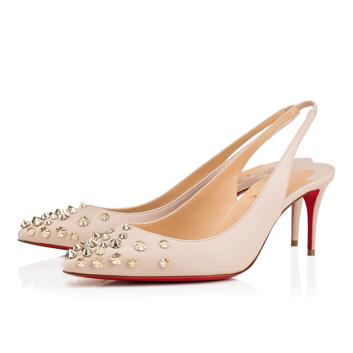 Women Shoes - Drama Sling - Christian Louboutin