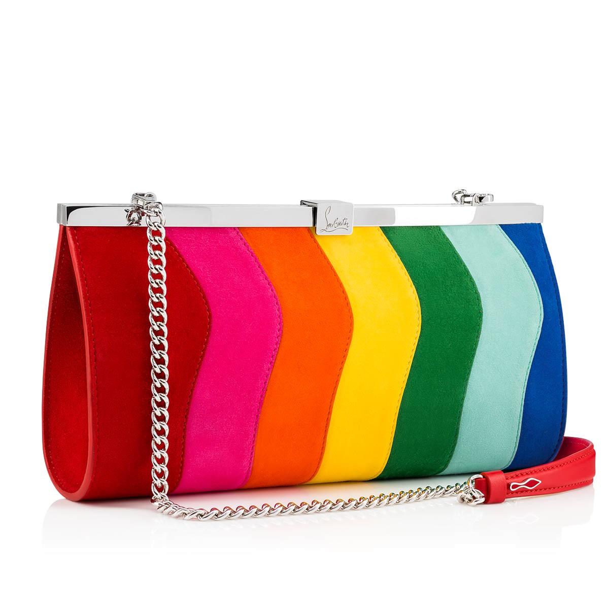 Women Bags - Palmette Clutch - Christian Louboutin