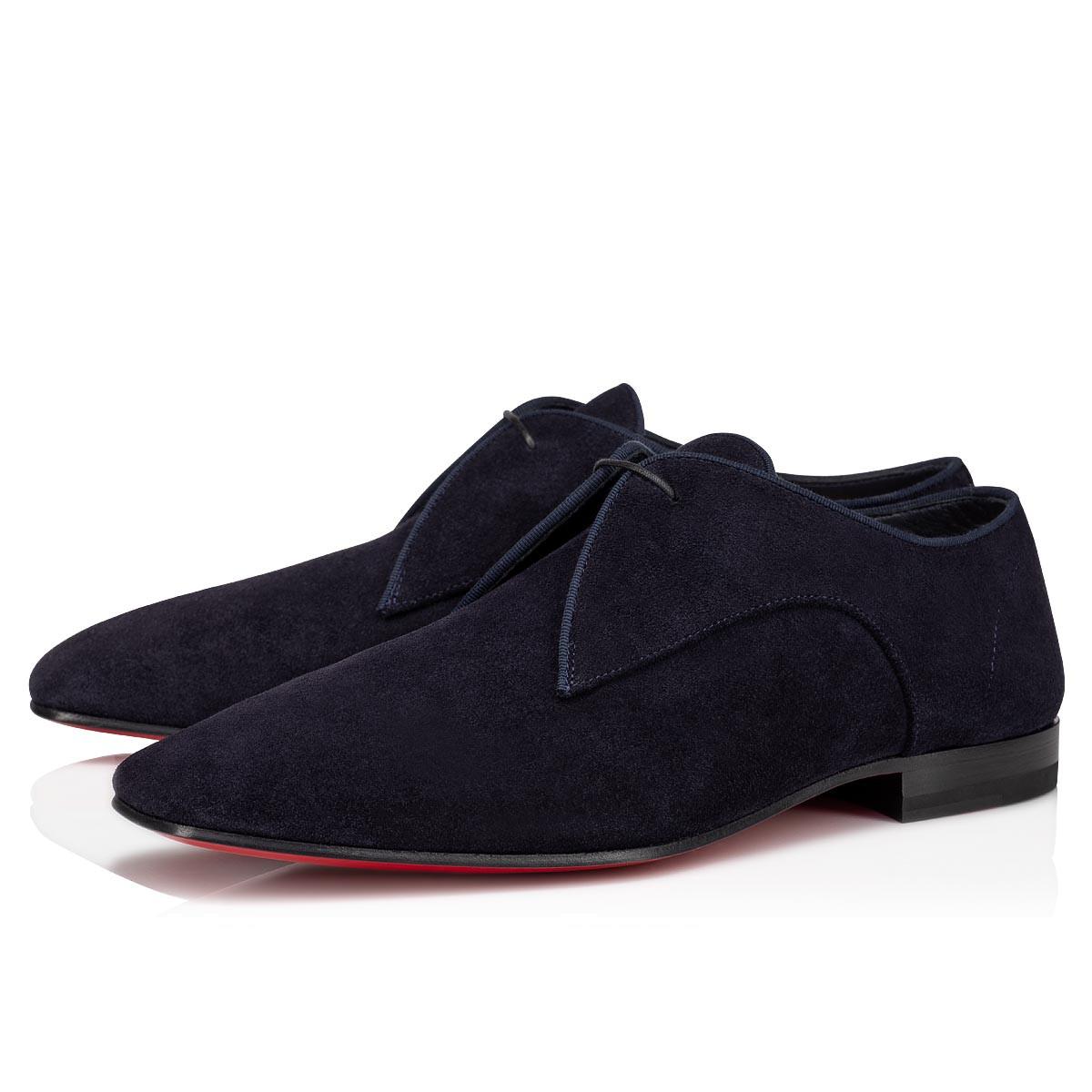 鞋履 - Carderby Flat Crosta Retournee - Christian Louboutin