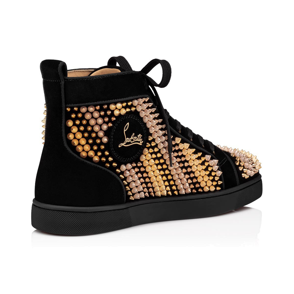 鞋履 - Galvalouis Veau Velours - Christian Louboutin