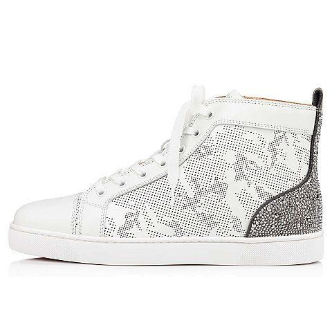 Shoes - Louis Sp Strass - Christian Louboutin