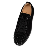 Men Shoes - Louis Junior Spikes - Christian Louboutin