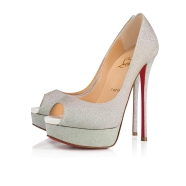 Women Shoes - Fetish Peep - Christian Louboutin