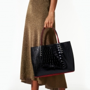 Bags - Cabarock Small Creative Leather - Christian Louboutin
