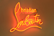CHRISTIAN LOUBOUTIN NEW YORK WASHINGTON ST MEN'S